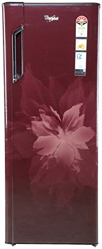 Whirlpool 280 L 5 Star Direct-cool Single Door Refrigerator (305 Imfresh Prm, Wine Regalia)
