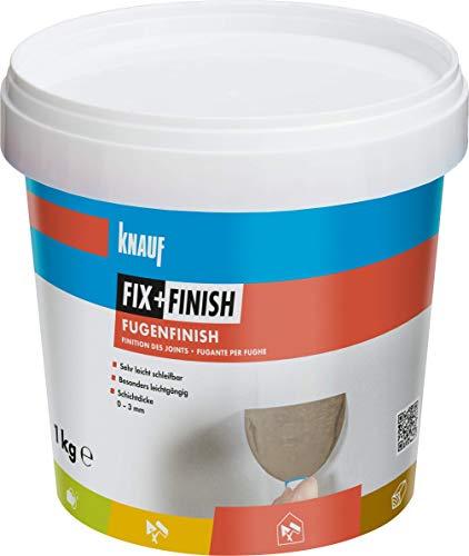 Knauf 591876 Fix+Finish Fugenfinish weiß 1 kg