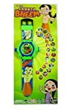 #3: Chota Bheem 24 IMAGE PROJECTOR WATCH GIFT FOR KID