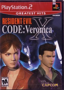 Resident Evil: Code Veronica X - PlayStation 2 by Capcom