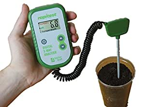 Digital 3 en 1 testeur de sol analyseur ph fertilit - Testeur ph terre jardin ...