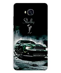 GripIt Shelby Cobra Case for Huawei Honor 5x