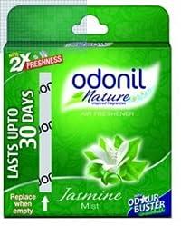 Odonil Nature Air Freshener Jasmine Mist - 50 g (Pack of 2)