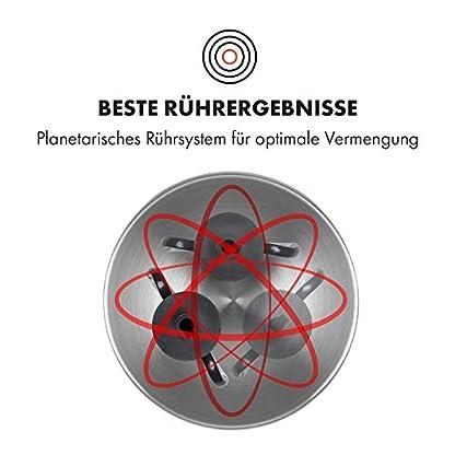 Klarstein-Bella-Robusta-Metal-Kchenmaschine
