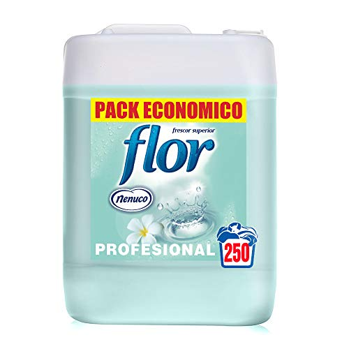 Flor Suavizante regular Nenuco - 10000 ml