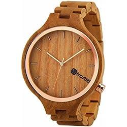 Holz Armbanduhr Eldorado Cherry - Herren
