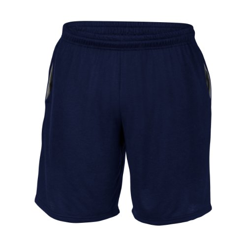 Gildan - Pantaloncini Sportivi - Unisex Rosso