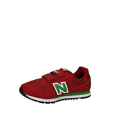 NEW BALANCE KV500 RGY RED/GREEN Rosso