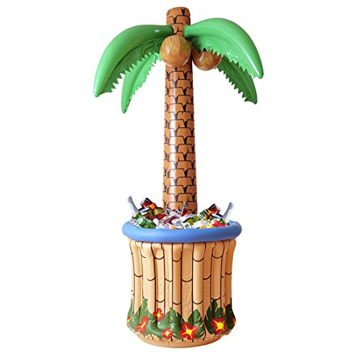 Palmera-inflable-para-fiestas-isla-palmas-divertido-aloha-fiesta-de-verano-hawaiana
