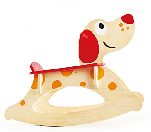 "Hape hap-e0103 ""Christmas Special rock-a-long Puppy Ride auf"" Spielzeug"