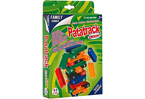 GLOBO, Stacking Block Game 45 Piezas (37084), Multicolor (1)
