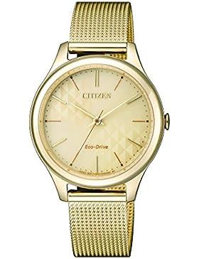Citizen Damen-Armbanduhr EM0502-86P