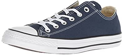 Converse Chuck Taylor All Star, Sneakers Unisex - Adulto, Blu (Navy), 35 EU