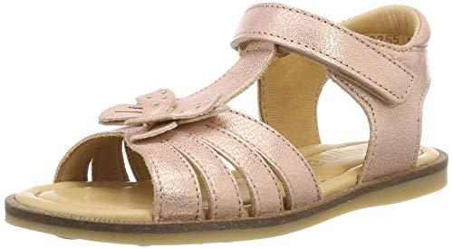 Bisgaard Mädchen 70255.119 T-Spangen Sandalen, Pink (Rose Gold 707), 31 EU