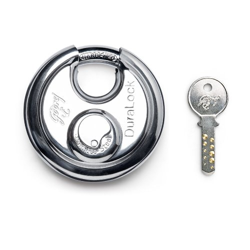 Godrej Locks Duralock - 3 Keys (90mm)