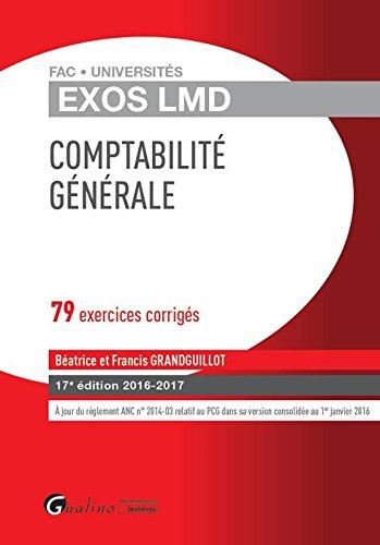 Comptabilite générale : Fac - Universités