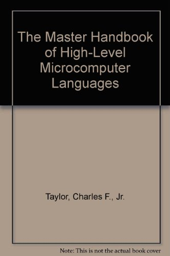 The Master Handbook of High-Level Microcomputer Languages