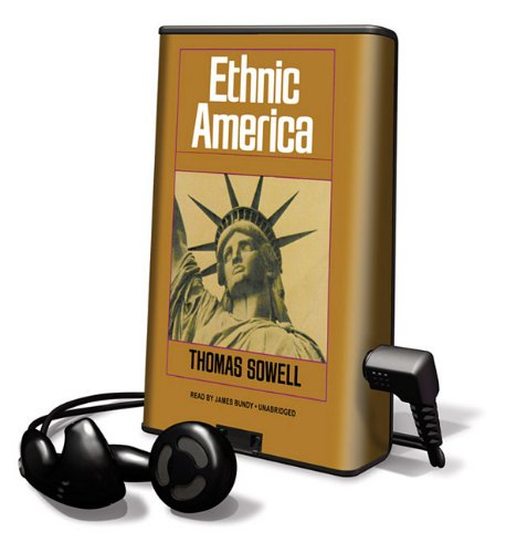 Ethnic America [With Earbuds] (Playaway Adult Nonfiction)