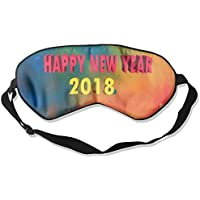 Happy New Year 2018 Sleep Eyes Masks - Comfortable Sleeping Mask Eye Cover For Travelling Night Noon Nap Mediation... preisvergleich bei billige-tabletten.eu