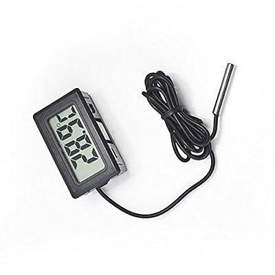FidgetGear Tragbares Digitales Thermometer Hygrometer Temperatur Feuchtigkeitsmesser präzise