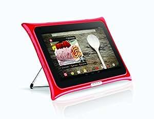 qooq v3 tablette tactile 10 pouces rouge. Black Bedroom Furniture Sets. Home Design Ideas