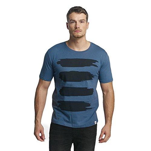 ONLY & SONS Herren Oberteile/T-Shirt onsMerek O-Neck Blau