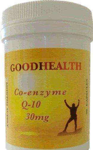 Goodhealth Co-enzima Q10 (30
