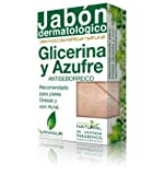 Seife dermatológico mit Glyzerin und Schwefel 100gr