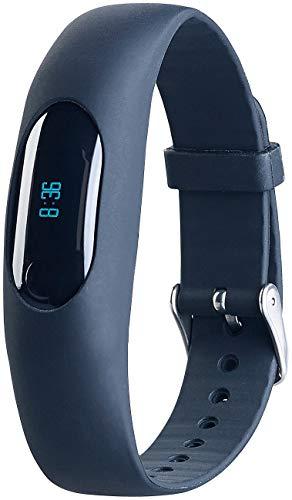 newgen medicals Pedometer: Fitness-Tracker FT-100.3D mit Armband, 3D-Sensor (Schrittzähler mit Aktivitätssensor)
