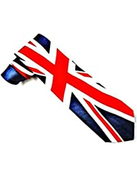 2X BRITISH UNION FLAG JACK TIES SUPERB QUALITY ***SAME DAY POSTAGE***