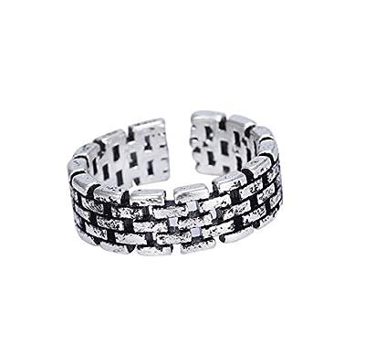 lumanuby 1pcs anillo abierto