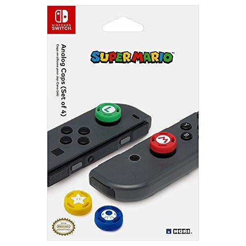 Imp - Thumb Grips Super Mario Hori (Nintendo Switch)