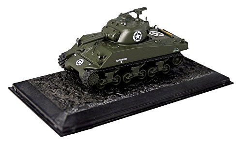 M4(105) Sherman - diecast 1:72 model (CS-3)
