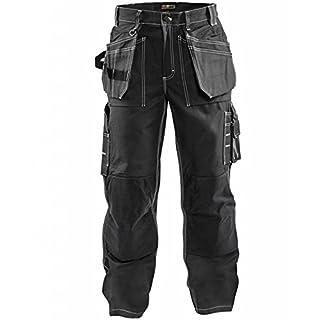 Blakläder Multifunktions-Bundhose, 1 Stück, Größe C52, schwarz, 153013709900C52