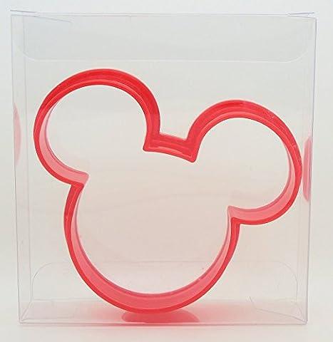 Emporte pièce pour biscuit gâteaux - Forme tête de Mickey Mouse