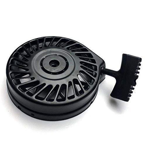 Tecumseh (AM Seilzugstarter Starter Revisierstarter für MTD Motor Tecumseh Wolf Synergie Prisma Vantage OHV Anwerfer Ersetzt 590621 590666 590686 590694)
