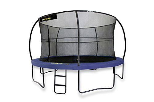 12ft Jumpking JumpPOD Deluxe Trampoline with Enclosure - 2016 Model Best Price and Cheapest