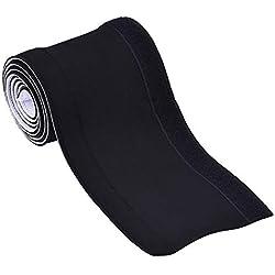 Câble de Fixation Bricolage Manchon Organisateur Cordon Porte-Corde Fil de Fixation Réutilisable pour Téléphones de Bureau Pc