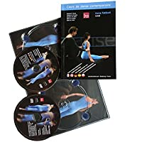 Boxed Set DVD+CD+Booklet of Modern Dance Class for children 8-10 years