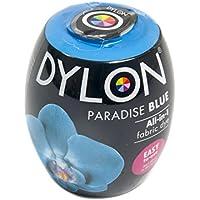 Dylon - Caja para máquina (3 Unidades, 25 x 10 x 4 cm), Color Azul
