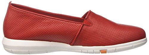 BATA 5145270, Mocassins (loafers) femme Rouge