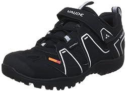 Vaude Kimon TR, Unisex-Erwachsene Radsportschuhe - Mountainbike, Schwarz (black 010), 44 EU (9.5 Erwachsene UK)