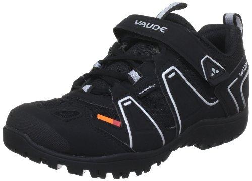 VAUDE Kimon TR, Unisex-Erwachsene Radsportschuhe - Mountainbike, Schwarz (black 010), 43 EU (9 Erwachsene UK)