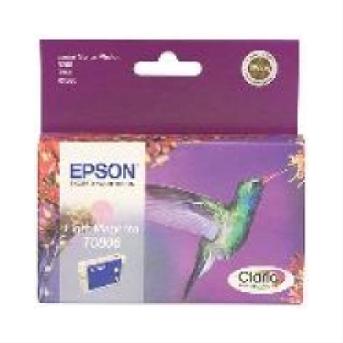 Preisvergleich Produktbild Epson C13T08064011 ST PHRX265 Phototographic Tintenpatrone, 7.4 ml, 590 Seiten, hellmagenta