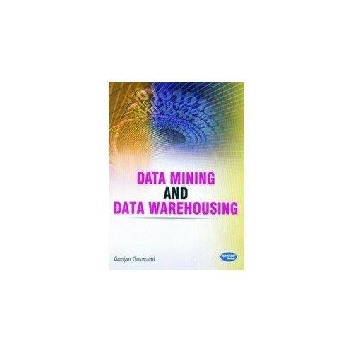 Data Mining & Data Warehousing par Gunjan Goswami