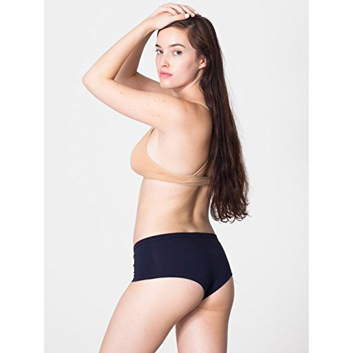 american-apparel-shortie-femme-m-bleu-marine