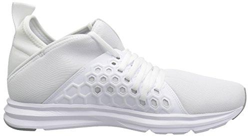 Puma Chaussures Mi-Longues Enzo NF Mi-Hautes Pour Homme Puma White/Quarry