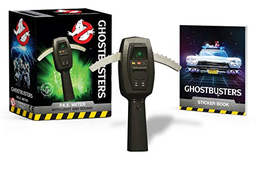 Ghostbusters: P.K.E. Meter por Running Press