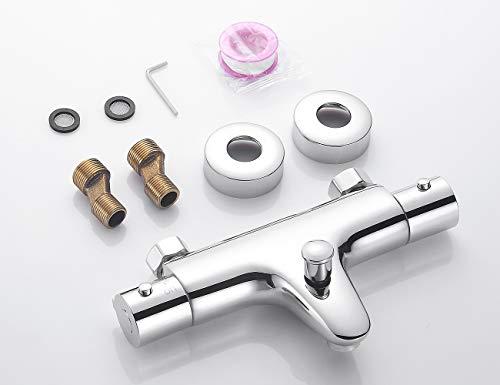 Rubinetto Vasca Da Bagno : Rubinetto per vasca doccia rubinetto vasca termostatico rubinetto