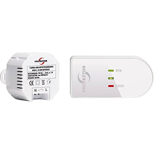 Protector Funk Einbau Abluftsteuerung für Dunsthaube AS-6020